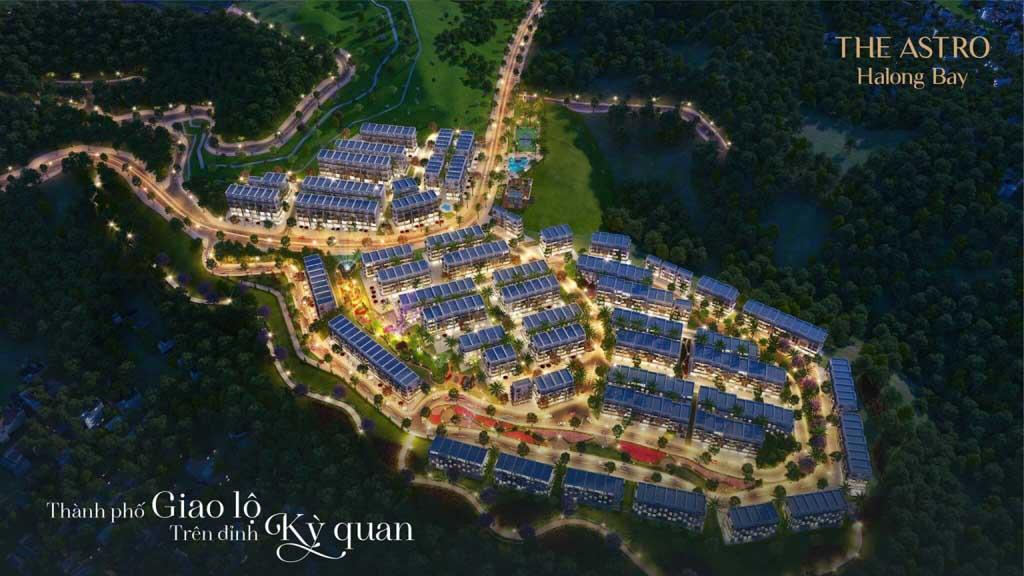 du an the astro halong bay