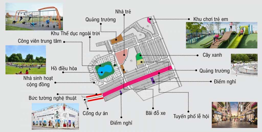 mat bang tien ich kosy city beat thai nguyen