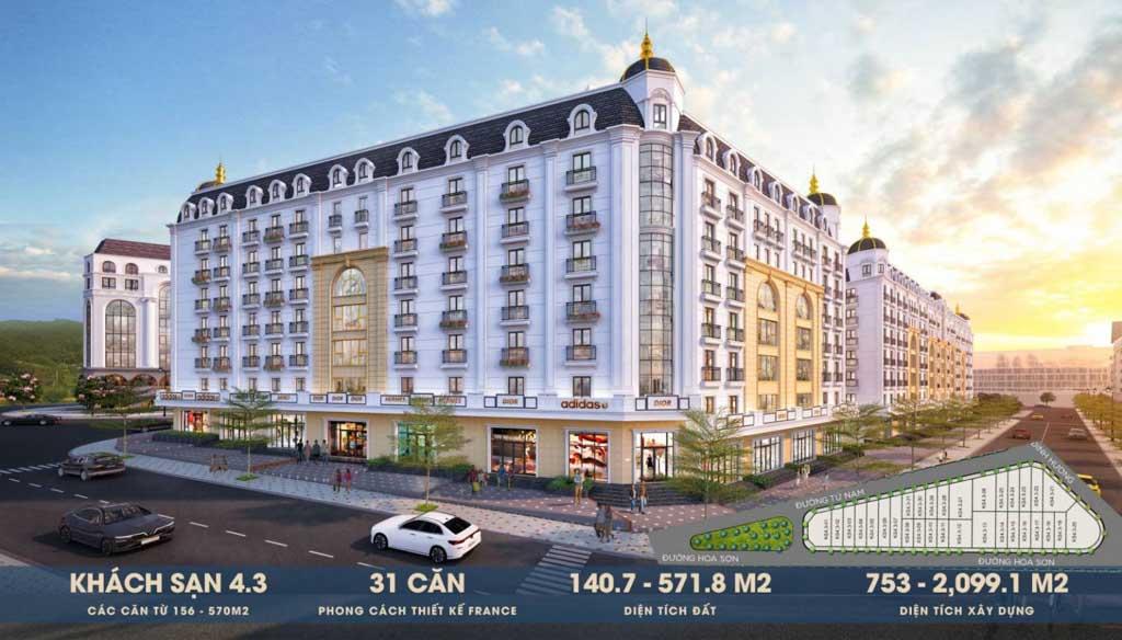 Mini Hotel Grand World Phú Quốc – Phân tích & Giá bán 2021