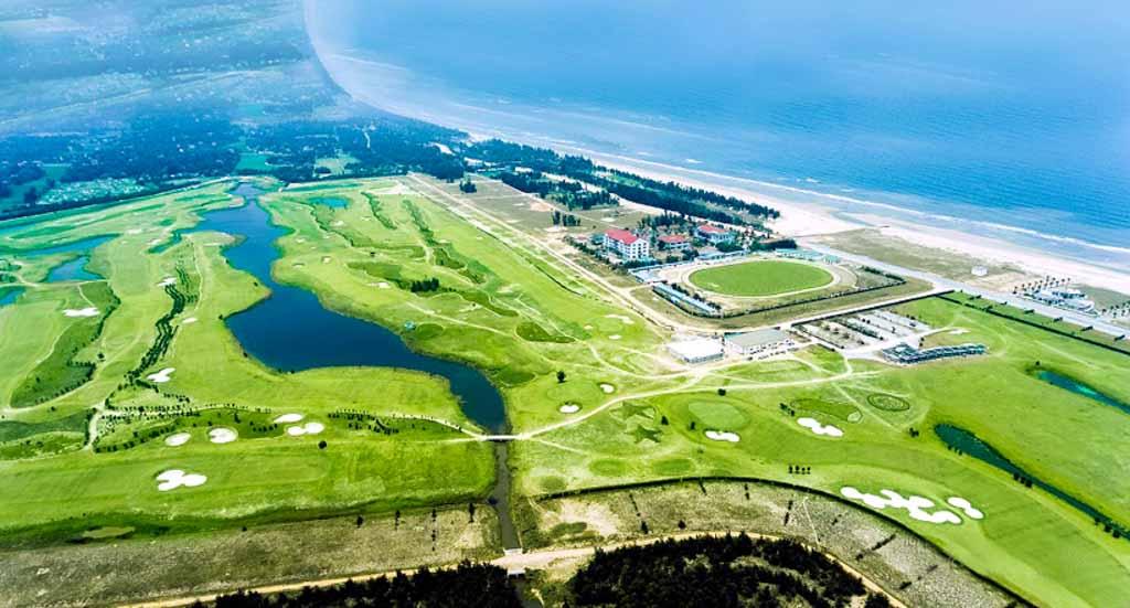 san golf hoa tien paradise