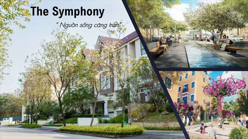 the symphony kosy thai nguyen