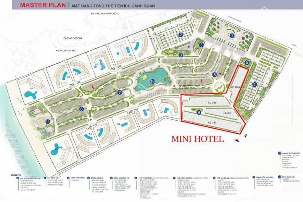 vi tri mini hotel grand world phu quoc