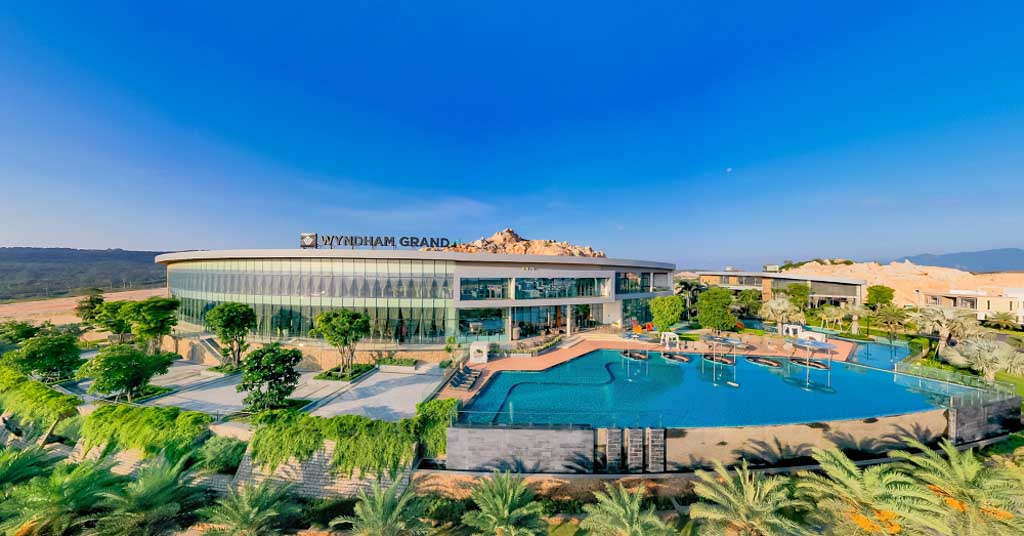 wyndham grand cam ranh resort